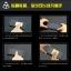 ฟิล์มกระจกนิรภัย สำหรับ SAMSUNG J7 Prime ป้องกันหน้าจอ Tempered Glass 2.5D (ขอบโค้งมน) HD Anti-fingerprint thumbnail 7