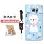 เคส Samsung Note 5 ซิลิโคน soft case สกรีนลายการ์ตูนพร้อมแหวนและสายคล้อง (รูปแบบแล้วแต่ร้านจีนแถมมา) น่ารักมาก ราคาถูก thumbnail 6