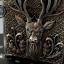 """ไฟแช็ค Zippo แท้หัวกวาง Hirsh """"Zippo 2004736 Hirsch Deer Head Emblem """" # 2004736 แท้นำเข้า 100% thumbnail 5"""