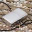 """ไฟแช็ค Zippo แท้ สีเงิน รุ่นสายเชือกกันหาย """"Zippo 275, Loop & Lanyard-Lossproof Brush Chrome """" แท้นำเข้า 100% thumbnail 3"""