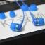 ขาย หูฟัง Knowledge Zenith R1 หูฟัง อินเอียร์ In-ear สีฟ้าขาว สวมใส่ง่าย ใส่สบายหู ไม่มีแรงกดจึงไม่ทำให้เจ็บหู thumbnail 2