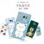 เคส Samsung Note 5 ซิลิโคน soft case สกรีนลายการ์ตูนพร้อมแหวนและสายคล้อง (รูปแบบแล้วแต่ร้านจีนแถมมา) น่ารักมาก ราคาถูก thumbnail 2