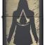 """ไฟแช็คซิปโป้แท้ Zippo 29488 """" Zippo Assassin's Creed® Silhouette of the Character """" ของแท้ 100% thumbnail 2"""