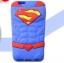 เคส 3D Batman ปะทะ Superman ไอโฟน 6/6s 4.7 นิ้ว thumbnail 8