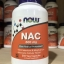 Now Foods, NAC, 600 mg, 250 Vcaps thumbnail 1