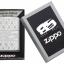 ไฟแช็คซิปโป้แท้ Zippo 29438 85th Anniversary, High Polish Chrome แท้นำเข้า 100% thumbnail 6