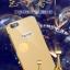 เคส Huawei Honor 4X (aLek 4g plus) ขอบเคสโลหะ Bumper + พร้อมแผ่นฝาหลังเงางามสวยจับตา ราคาถูก thumbnail 1