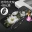 เคส Nokia 7 Plus ซิลิโคนแบบนิ่ม สกรีนลายดอกไม้ สวยงามมากพร้อมสายคล้องมือ ราคาถูก (ไม่รวมแหวน) thumbnail 9