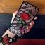 เคส ไอโฟน 6/6s 4.7 นิ้ว tpu ลูกไม้ปักดอกกุหลาบพร้อมสายคล้อง 2 สั้น/ยาว thumbnail 7
