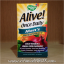Nature's Way, Alive! Once Daily, Men's Ultra Potency Multi-Vitamin & Whole Food Energizer, 60 Tablets thumbnail 1