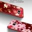 เคส Samsung S6 Edge Plus ซิลิโคนแบบนิ่ม สกรีนลายดอกไม้ สวยงามมากพร้อมสายคล้องมือ ราคาถูก (ไม่รวมแหวน) thumbnail 3