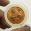 เหรียญรัชกาลที่ 9 ฉลองสิริราชสมบัติครบ 50 ปี กาญจนาภิเษก ปี 2539 เนื้อทองแดง ผิวเดิม เหรียญแท้ 100% thumbnail 5