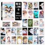 ชุดรูป SEVENTEEN LOVE&LETTER LOMO