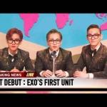 [EXO] : CBX - HEY MAMA! (1st MINI ALBUM) + POSTER