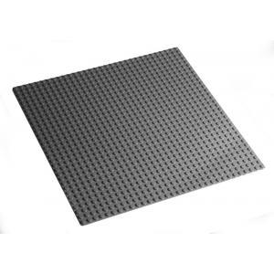 เพลท (Plate) สีเทา 40x40 cm.