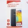 ฟิล์มกันรอย แบบใส หน้า - แผ่น Samsung Galaxy Core Prime G360