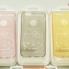 เคสยางนิ่มกากเพชร Hello Kitty ไอโฟน 6-4.7 นิ้ว