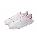 รองเท้า Adidas Stan Smith white/red