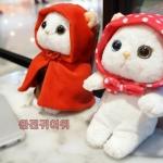 เคส Samsung Galaxy Note 4 พลาสติกตุ๊กตาแมวน้อยสุดน่ารัก ราคาถูก