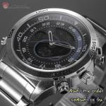 นาฬิกาข้อมือชายแฟชั่น Shank Sport watch SH148