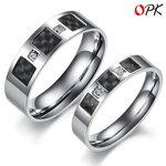แหวนคู่รัก ราคาถูก รหัส 375 ( Per ordre )