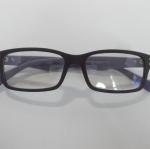 กรอบแว่นตาเกรด A พร้อมเลนส์กรองแสง รุ่น 16