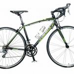 จักรยานเสือหมอบ Tiger Peloton มือตบ 16 เกียร์ เฟรมอลู 2016