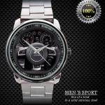 นาฬิกาแฟชั่น 3 D 2013 AUDI TT RS PLUS STEERING WHEEL SPORT