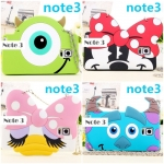 case note 3 เคส Samsung Galaxy note 3 ซิลิโคน 3D หน้ามินนี่ เดซี่ มิกกี้ แซลลี่ ไมค์ พร้อมสายโซ่คล้อง ราคาส่ง ขายถูกสุดๆ