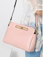 กระเป๋าแฟชั่น Axixi - 143 สี Pink (พร้อมส่ง)