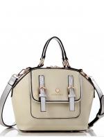 กระเป๋าแฟชั่น Axixi - 257 สี White (พร้อมส่ง)