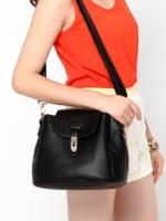 กระเป๋าแฟชั่น Axixi - 128 สีดำ(พร้อมส่ง)