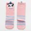 ถุงเท้ายาว สีชมพู แพ็ค 10 คู่ ไซส์ M (ประมาณ 1-3 ปี) thumbnail 1
