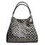 Preorder Coach MADISON SMALL PHOEBE SHOULDER BAG IN OP ART SATEEN FABRIC STYLE NO. 26448 thumbnail 1