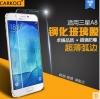 สำหรับ Samsung Galaxy A8 ฟิล์มกระจกนิรภัยป้องกันหน้าจอ 9H Tempered Glass 2.5D (ขอบโค้งมน) HD Anti-fingerprint ราคาถูก