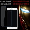VIVO V3 MAX ฟิล์มกระจกนิรภัยป้องกันหน้าจอ 9H Tempered Glass 2.5D (ขอบโค้งมน) ราคาถูก