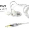 ขาย สาย FiiO RC-WT1 สายแบบถักสำหรับเปลี่ยนหูฟัง Westone W4R,UM3XRC /JH Audio JH13,JH16 /Earsonics SM64 คุณภาพดีเยี่ยมในราคาเบาๆ