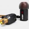ขายหูฟัง KZ ED9 หูฟังมีไมค์เสียงดี เปลี่ยนท่อเสียงปรับเบสได้ มี 2 สี