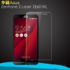 Asus Zenfone 2 Laser (6.0 นิ้ว ZE601KL) ฟิล์มกระจกนิรภัยป้องกันหน้าจอ 9H Tempered Glass 2.5D (ขอบโค้งมน)