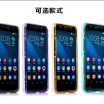 case huawei honor 4x (aLek 4g plus) ซิลิโคน TPU soft case แบบฝาพับโปร่งใสสีต่างๆ สวยงามมากๆ ราคาถูก