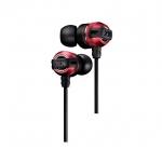 ขาย หูฟัง JVC หูฟัง รุ่น HA-FX3X-R - สีแดง เบสหนักแน่น ให้รายละเอียดครบถ้วน รุ่นใหม่ล่าสุด