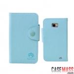 Case S2 Case Samsung Galaxy S2 i9100 เคสกระเป๋าหนังฝาพับข้างสีสวย สามารถใส่บัตรใส่แบงค์ได้ ด้านในเป็นซิลิโคน TPU ไม่ทำให้ตัวเครื่องเป็นรอย protection shell * color love * Original card multifunctional raincoat holster case