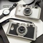 เคส Samsung A7 2016 พลาสติกเลียนแบบกล้องถ่ายรูป ราคาถูก (ไม่รวมสายคล้อง)