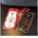 เคส iPhone SE / 5s / 5 พลาสติกลายแมวสุดซ่า ราคาส่ง ขายถูกสุดๆ