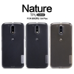Case Moto G4 Plus ซิลิโคน TPU NILLKIN โปร่งใสสวยมาก ราคาถูก