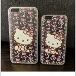 เคส iPhone SE / 5s / 5 พลาสติกผิวกันลื่นลายแสนหวาน ราคาส่ง ขายถูกสุดๆ