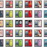 film iphone 5 ฟิล์มกันรอยไอโฟน5 ฟิล์มกันรอยหน้าหลัง Colorful film Cute cartoon film the Apple iPhone5 ลายการ์ตูนน่ารักๆ แนวๆ ฮิตๆ สวยๆ
