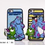 case iphone 4 เคสไอโฟน4s ซิลิโคน 3D มอนเสตอร์ยูนิเวอร์ซิตี๊ น่ารักมากๆ -B-