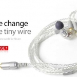 ขายสาย FiiO RC-SE1 สายแบบถักสำหรับเปลี่ยนหูฟัง UE900 /Shure SE215/SE315/SE425/SE535 คุณภาพดีเยี่ยมในราคาเบาๆ