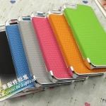 case iphone 5 เคสไอโฟน5 เคสแนวสปร์ต ผิวกันลื่นแบบหนังลูกบาส มีหลายสี แนวๆสวยๆ